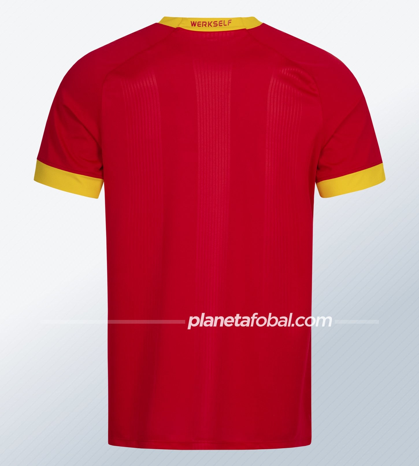 Maillot de remplacement Jako de Bayer 04 Leverkusen 2020/21 | Image Web officielle