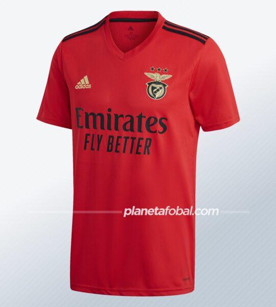 Camiseta titular del Benfica 2020/21 | Imagen adidas
