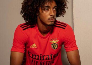 Camisetas Adidas del Benfica 2020/21 | Imagen Web Oficial
