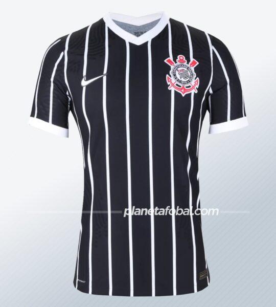 Camiseta suplente Nike del Corinthians 2020/2021 | Imagen Web Oficial