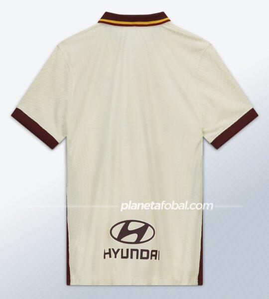 Camiseta suplente de la AS Roma 2020/2021 | Imagen Nike