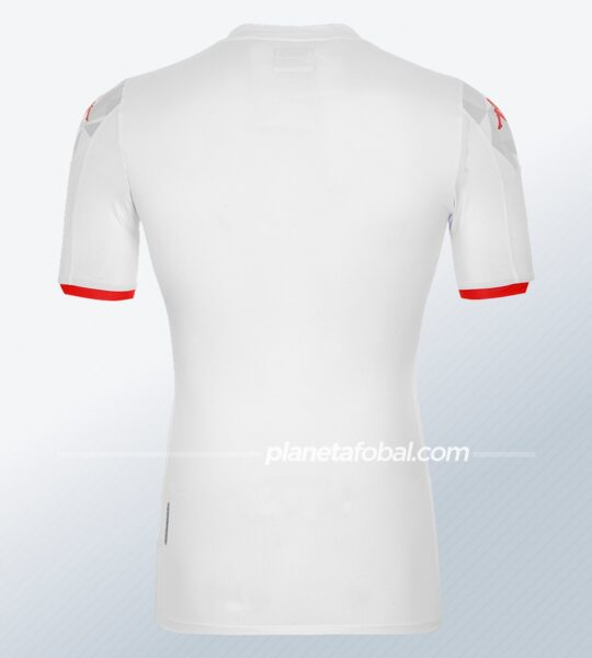 Camiseta titular de Túnez 2020/21 | Imagen Kappa