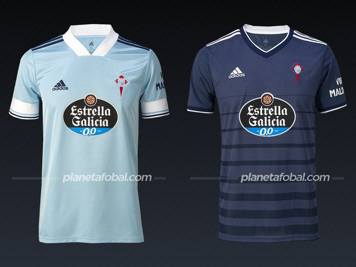Celta (adidas) | Camisetas de la Liga española 2020/2021