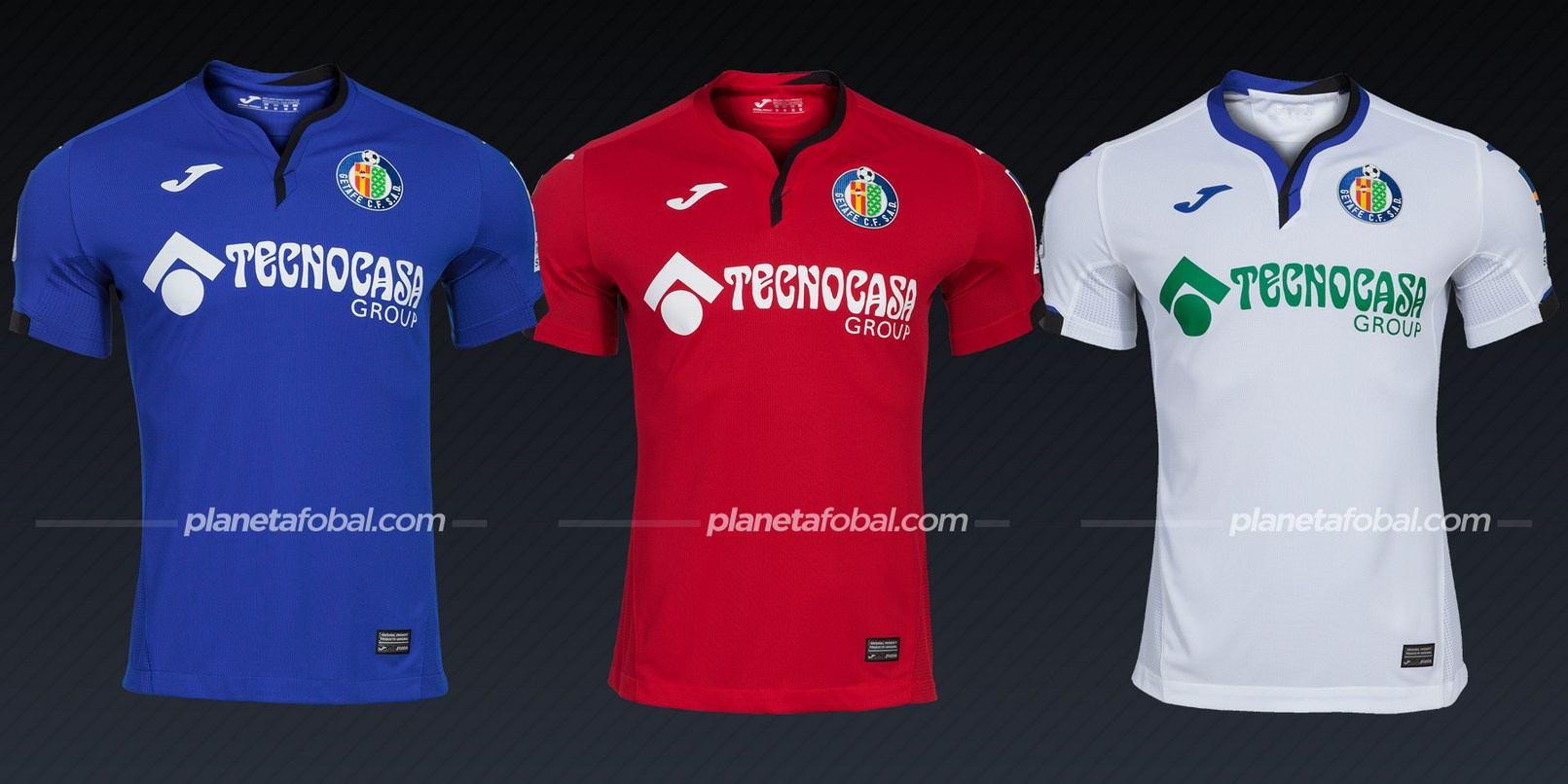 Getafe (Joma) | Camisetas de la Liga española 2020/2021