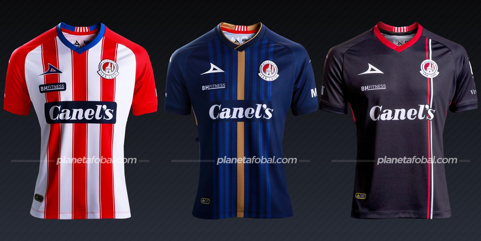 Atlético de San Luis (Pirma) | Camisetas de la Liga MX 2020/2021