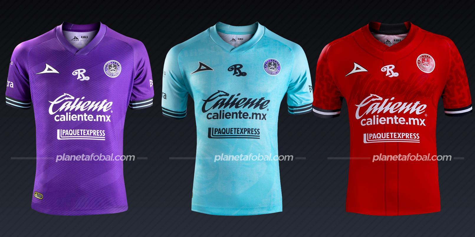 Mazatlán Fútbol Cub (Pirma) | Camisetas de la Liga MX 2020/2021
