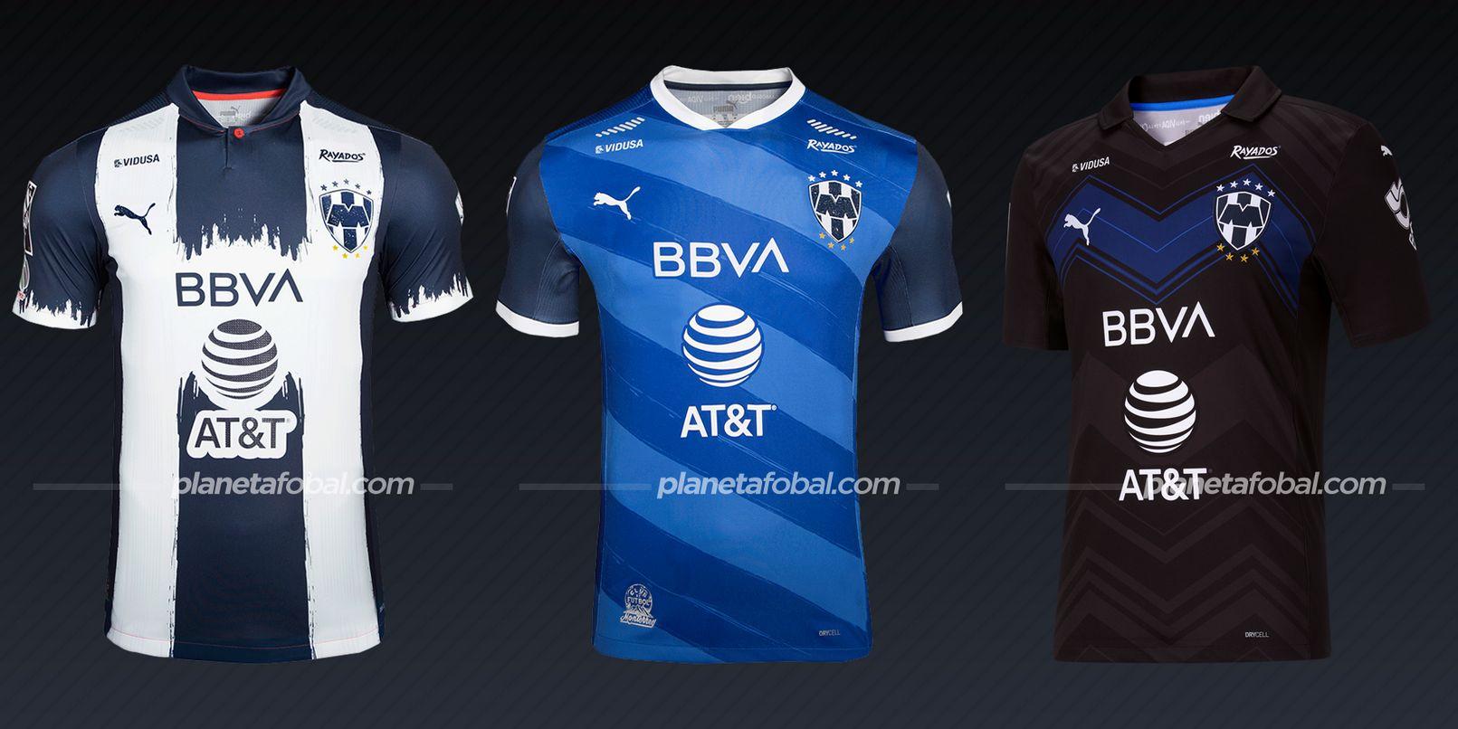 Rayados de Monterrey (Puma) | Camisetas de la Liga MX 2020/2021