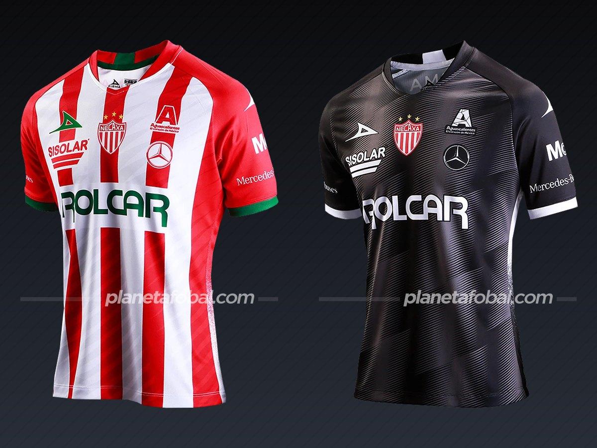 Necaxa (Pirma) | Camisetas de la Liga MX 2020/2021