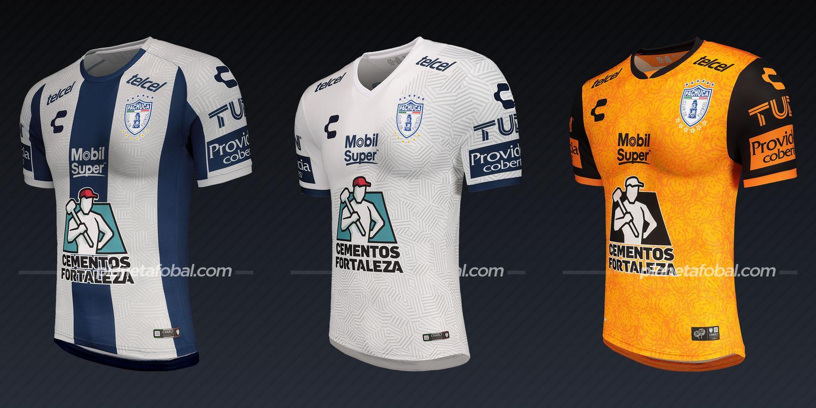 Tuzos del Pachuca (Charly) | Camisetas de la Liga MX 2020/2021