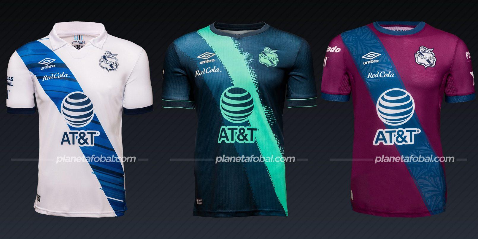 Puebla (Umbro) | Camisetas de la Liga MX 2020/2021
