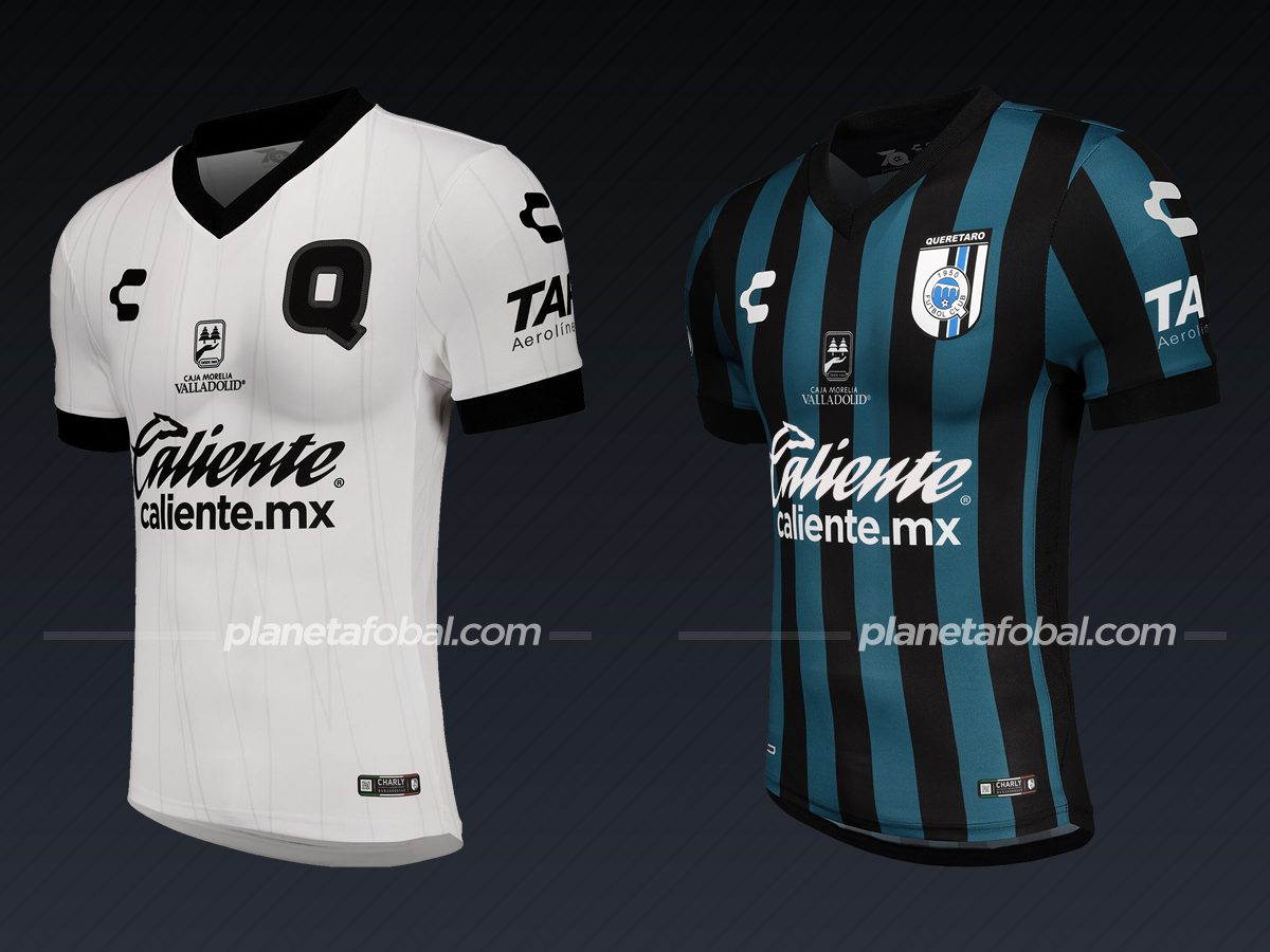 Club Querétaro (Charly) | Camisetas de la Liga MX 2020/2021