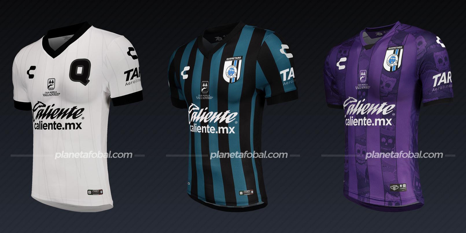 Club Querétaro (Charly) | Camisetas de la Liga MX 2020/2021