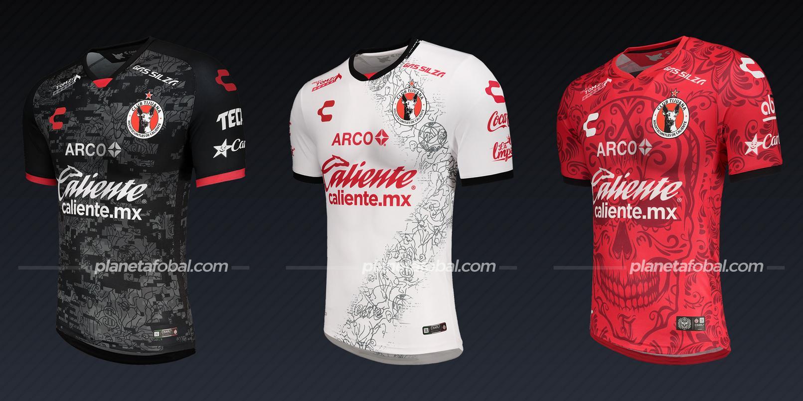 Xolos de Tijuana (Charly) | Camisetas de la Liga MX 2020/2021