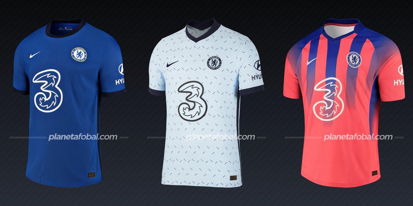Chelsea (Nike) | Camisetas de la Premier League 2020/2021
