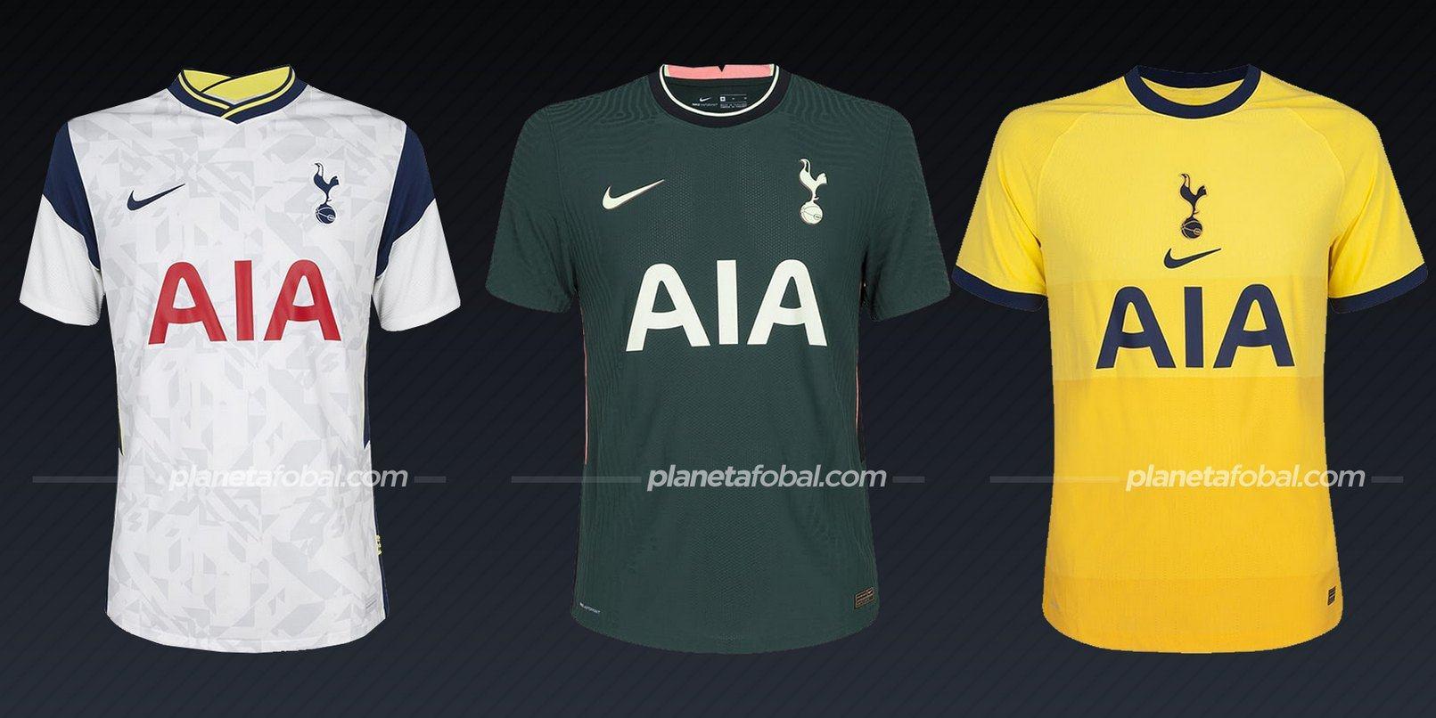 Tottenham (Nike) | Camisetas de la Premier League 2020/2021