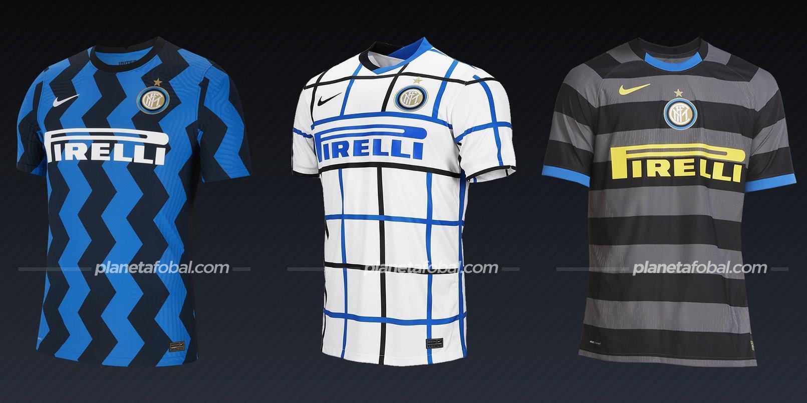 Inter (Nike) | Camisetas de la Serie A 2020/2021