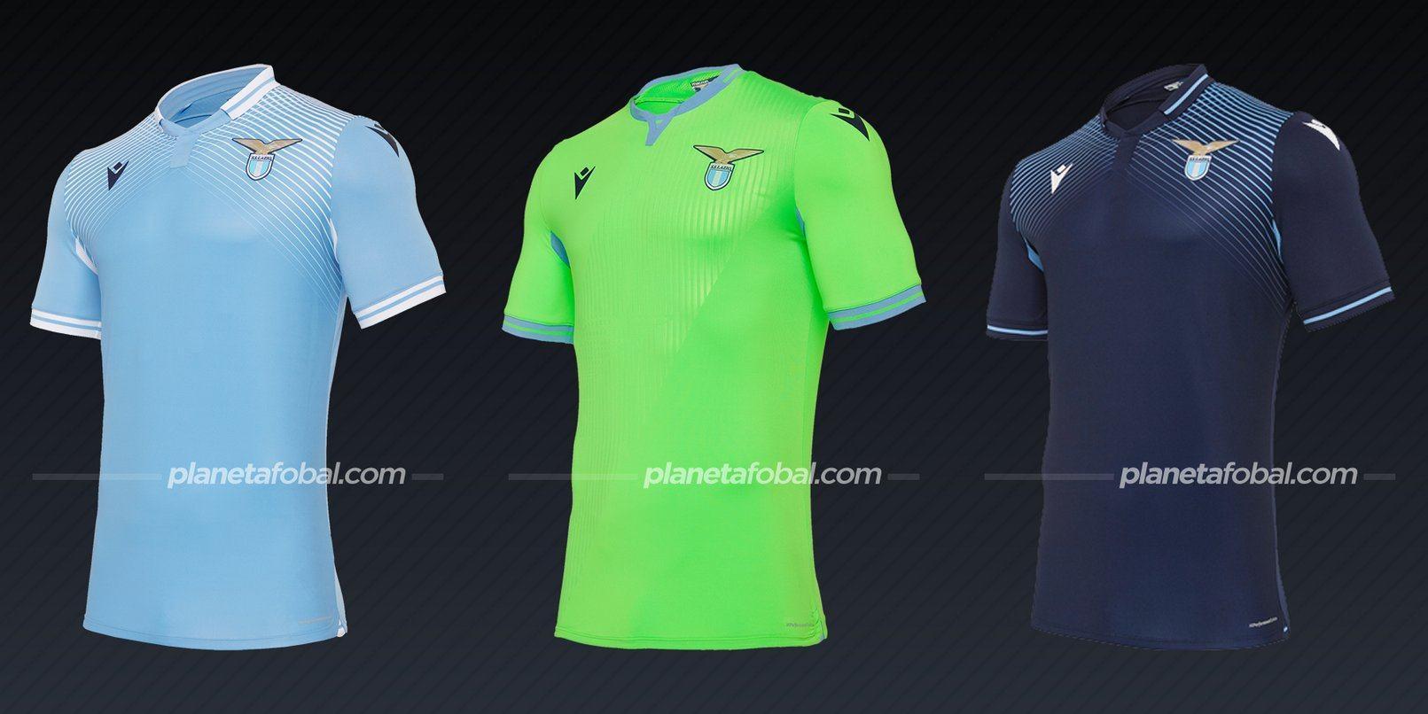 SS Lazio (Macron) | Camisetas de la Serie A 2020/2021