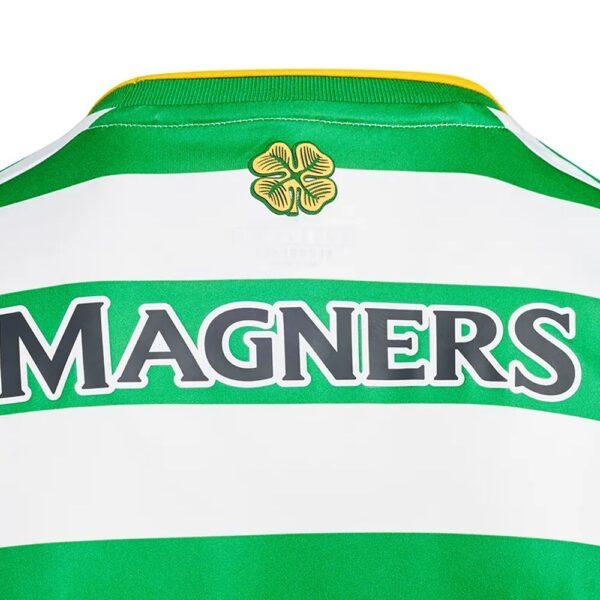 Camiseta titular adidas del Celtic FC 2020/21 | Imagen Web Oficial