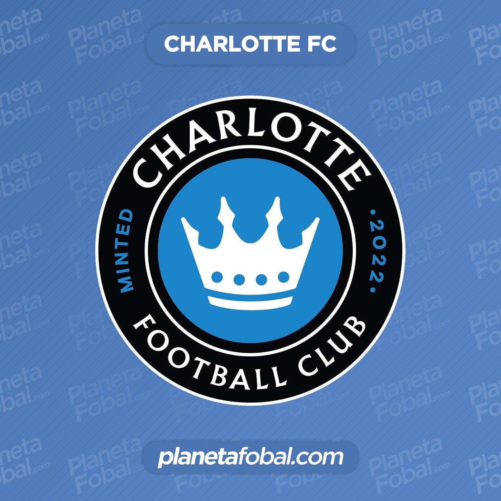 Charlotte FC presentó su escudo oficial | Imagen Twitter Oficial