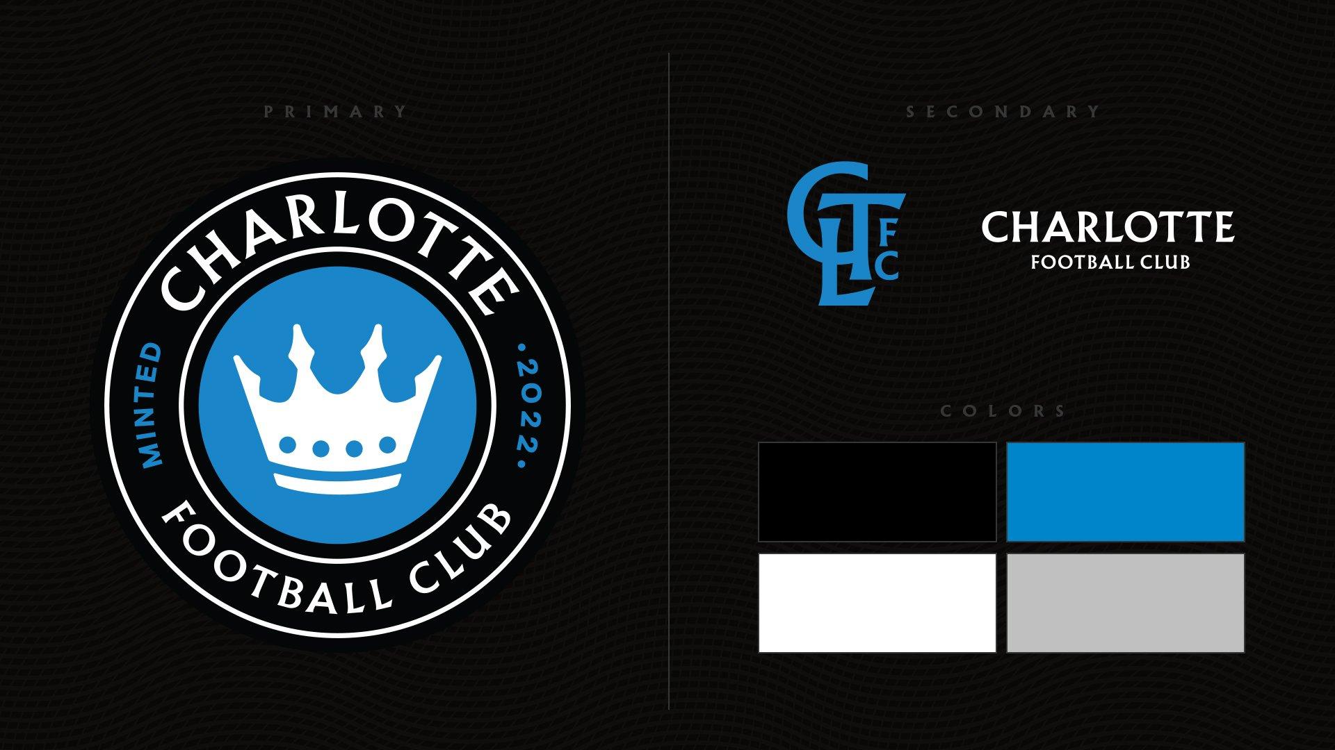 Logos y colores del Charlotte Football Club | Imagen Twitter Oficial