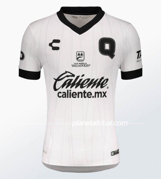 Jersey local del Club Querétaro 2020/2021 | Imagen Charly
