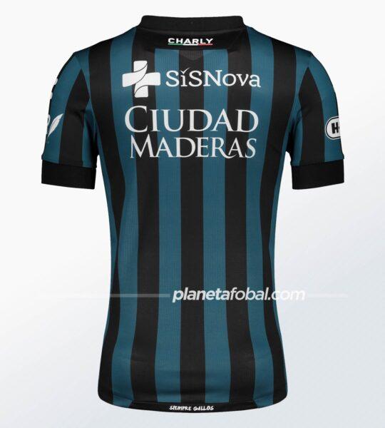 Jersey visita del Club Querétaro 2020/2021 | Imagen Charly