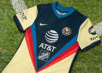 Camiseta Nike del Club América 2020/2021 | Imagen Web Oficial