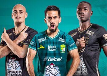 Jerseys oficiales del Club León 2020/21 | Imagen Pirma