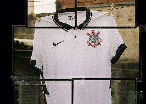 Camiseta Nike del Corinthians 2020/2021 | Imagen Web Oficial
