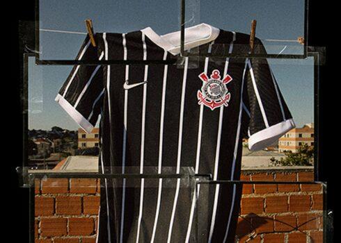 Maillot de remplacement Nike Corinthians 2020/2021 | Image du site officiel
