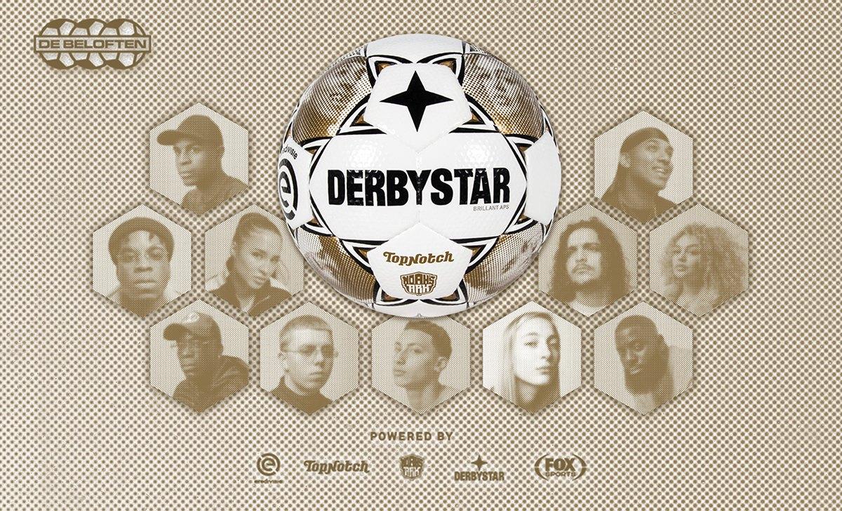 Balón Derbystar Eredivisie 2020/21 | Imagen Web Oficial