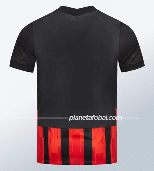 Camiseta Nike del Eintracht Frankfurt 2020/21 | Imagen Web Oficial