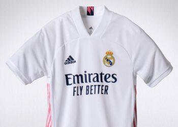 Equipación local del Real Madrid 2020/2021 | Imagen adidas