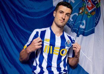 Camiseta New Balance del Porto 2020/21 | Imagen Web Oficial
