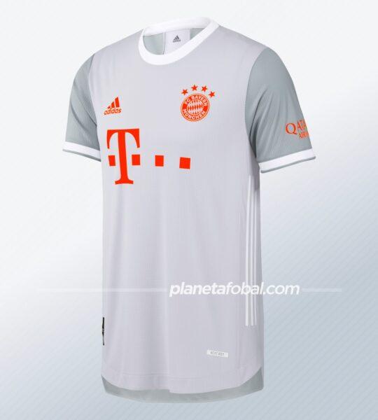 Camiseta Adidas del Bayern Munich 2020/2021 | Imagen adidas
