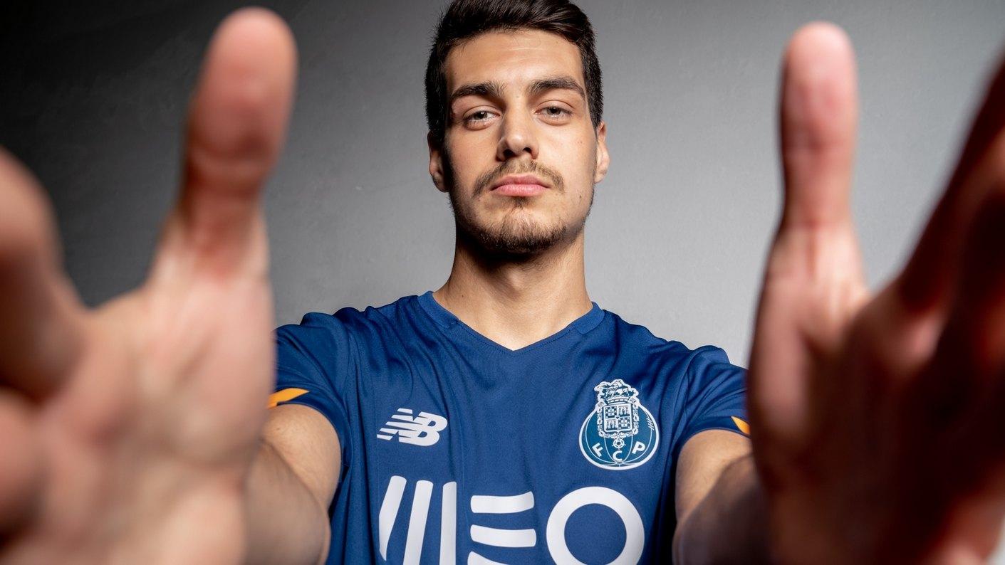 Camiseta suplente New Balance del Porto 2020/21 | Imagen Web Oficial