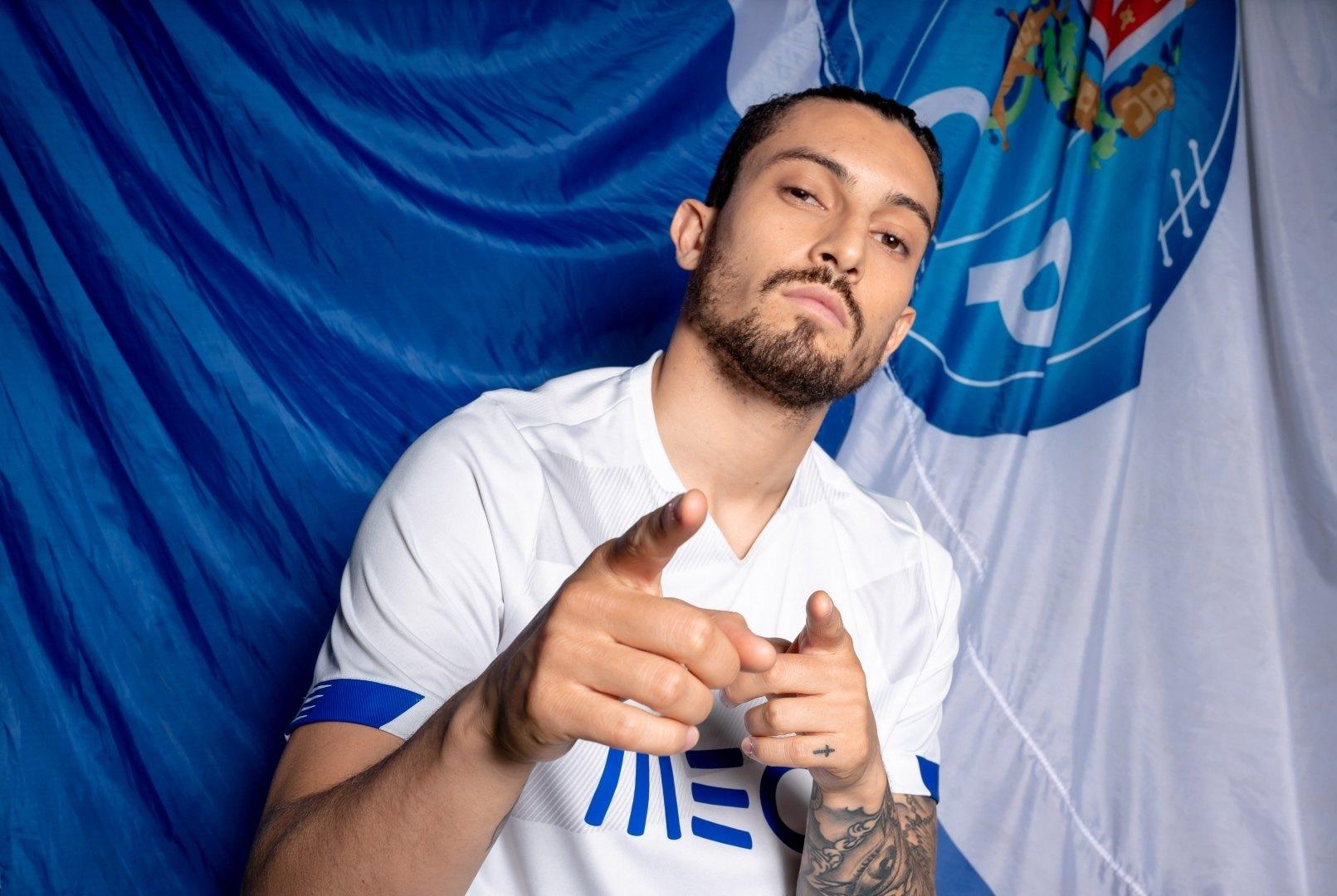 Tercera camiseta New Balance del Porto 2020/21 | Imagen Web Oficial