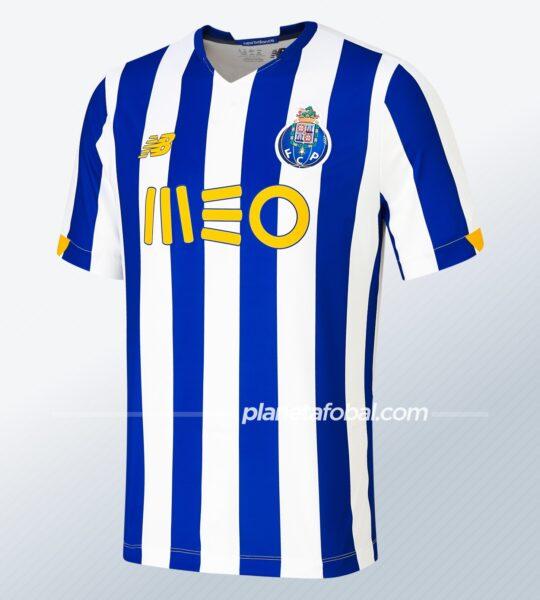 Camiseta titular del Porto 2020/21 | Imagen New Balance
