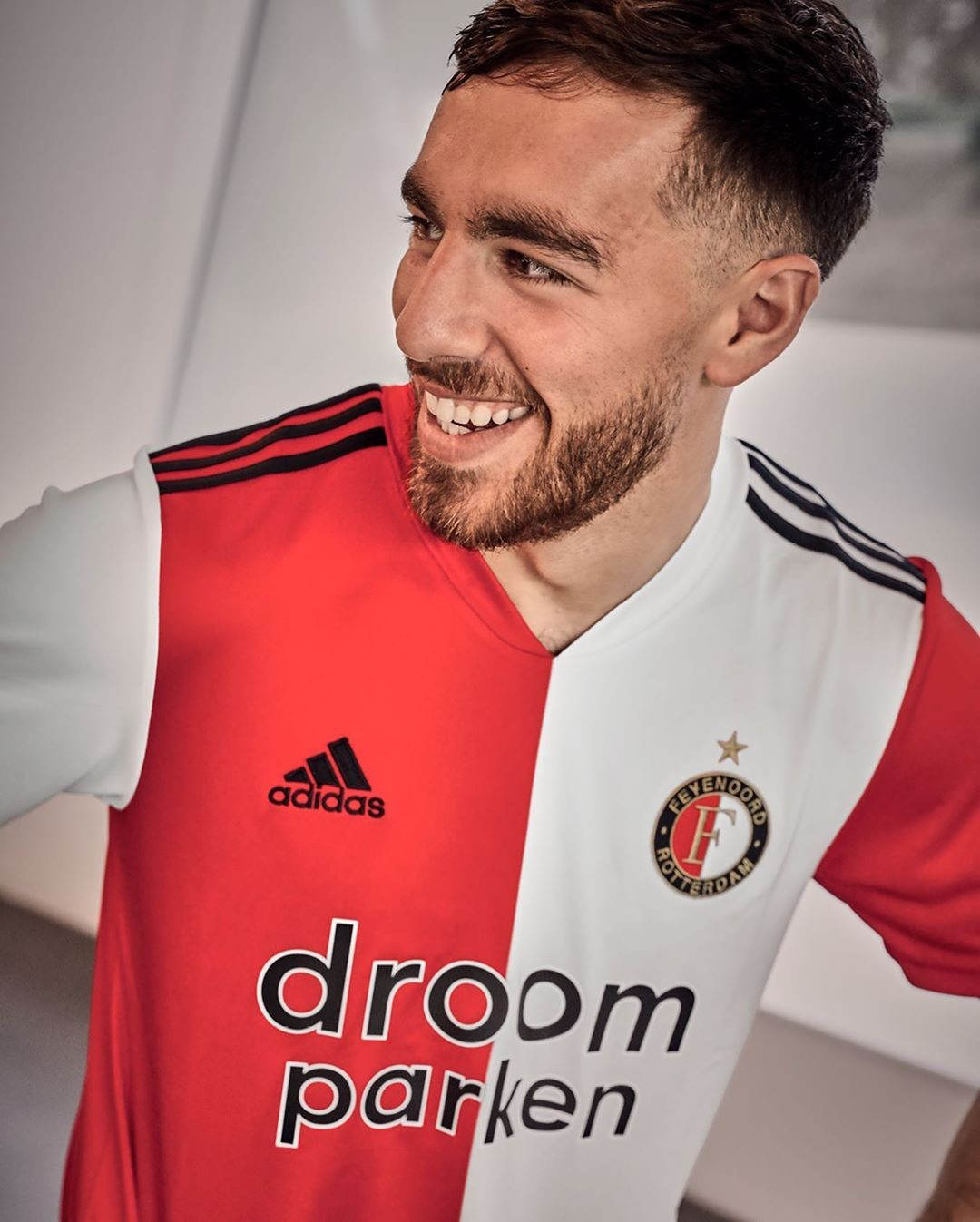Camiseta Adidas del Feyenoord 2020/21 | Imagen Web Oficial
