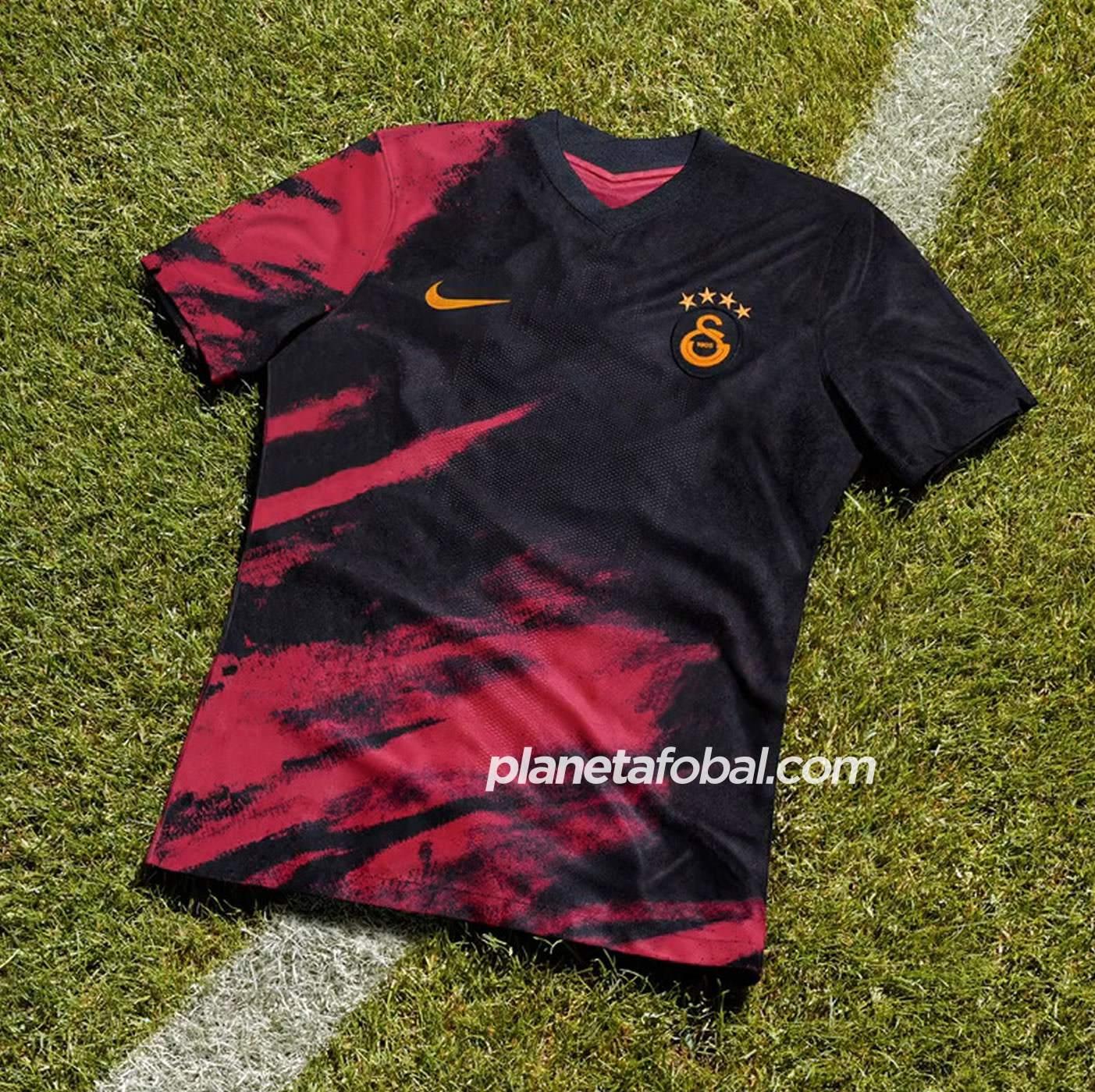 Camiseta suplente Nike del Galatasaray 2020/21 | Imagen Web Oficial