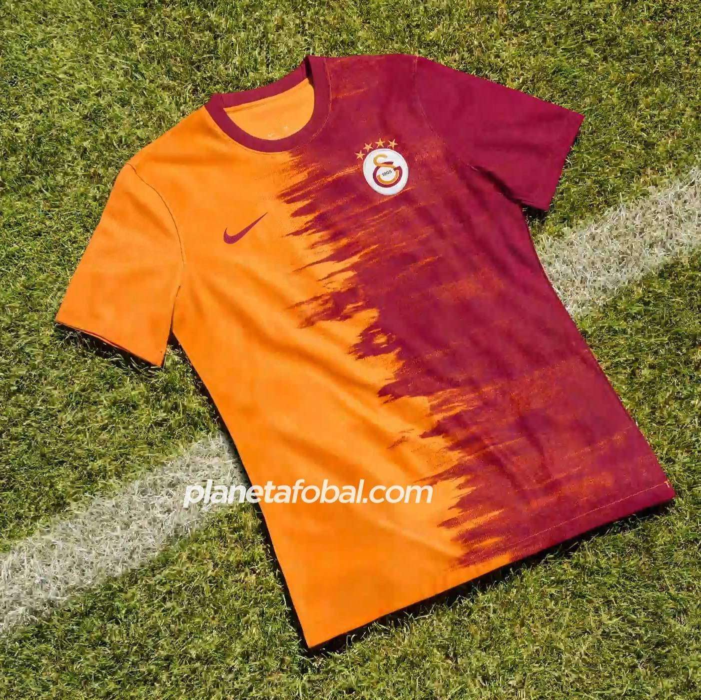 Camiseta titular Nike del Galatasaray 2020/21 | Imagen Web Oficial