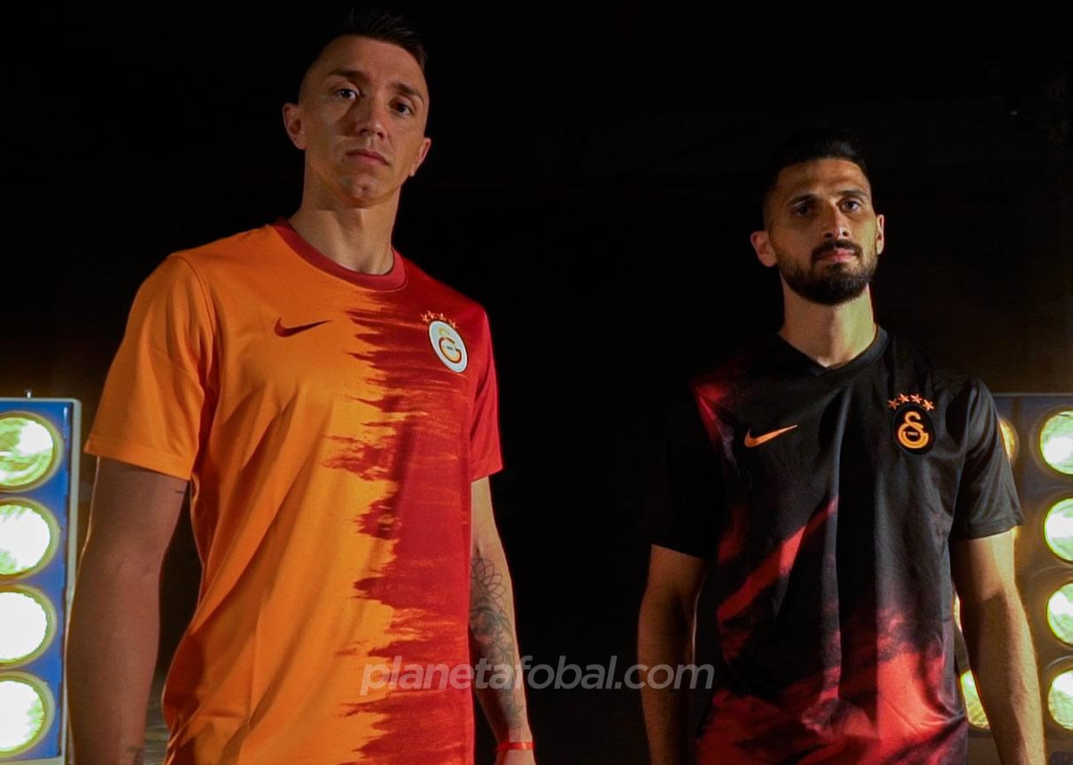 Camisetas Nike del Galatasaray 2020/21 | Imagen Web Oficial