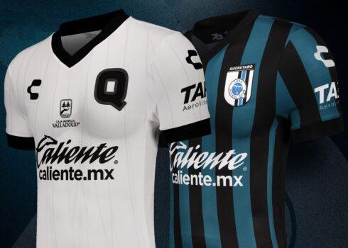 Camisetas del Club Querétaro 2020/21 | Imagen Charly