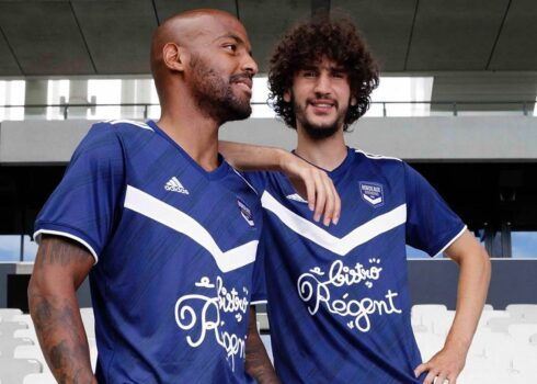 Camisetas adidas del Bordeaux 2020/21 | Imagen Web Oficial