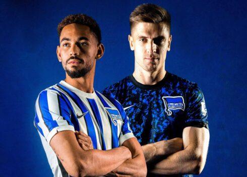 Camisetas Nike del Hertha Berlín 2020/21   Imagen Web Oficial