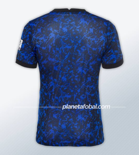 Camiseta visitante Nike del Hertha Berlín 2020/21   Imagen Web Oficial