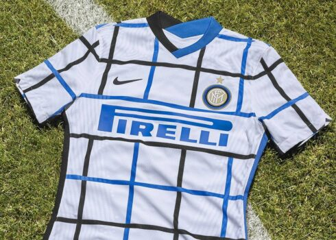 Camiseta suplente Nike del Inter 2020/2021 | Imagen Web Oficial