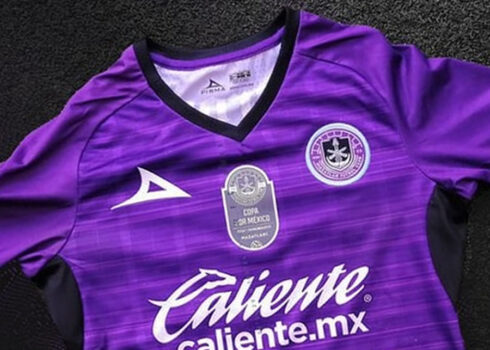Jersey conmemorativo Pirma del Mazatlán FC 2020   Imagen Twitter Oficial