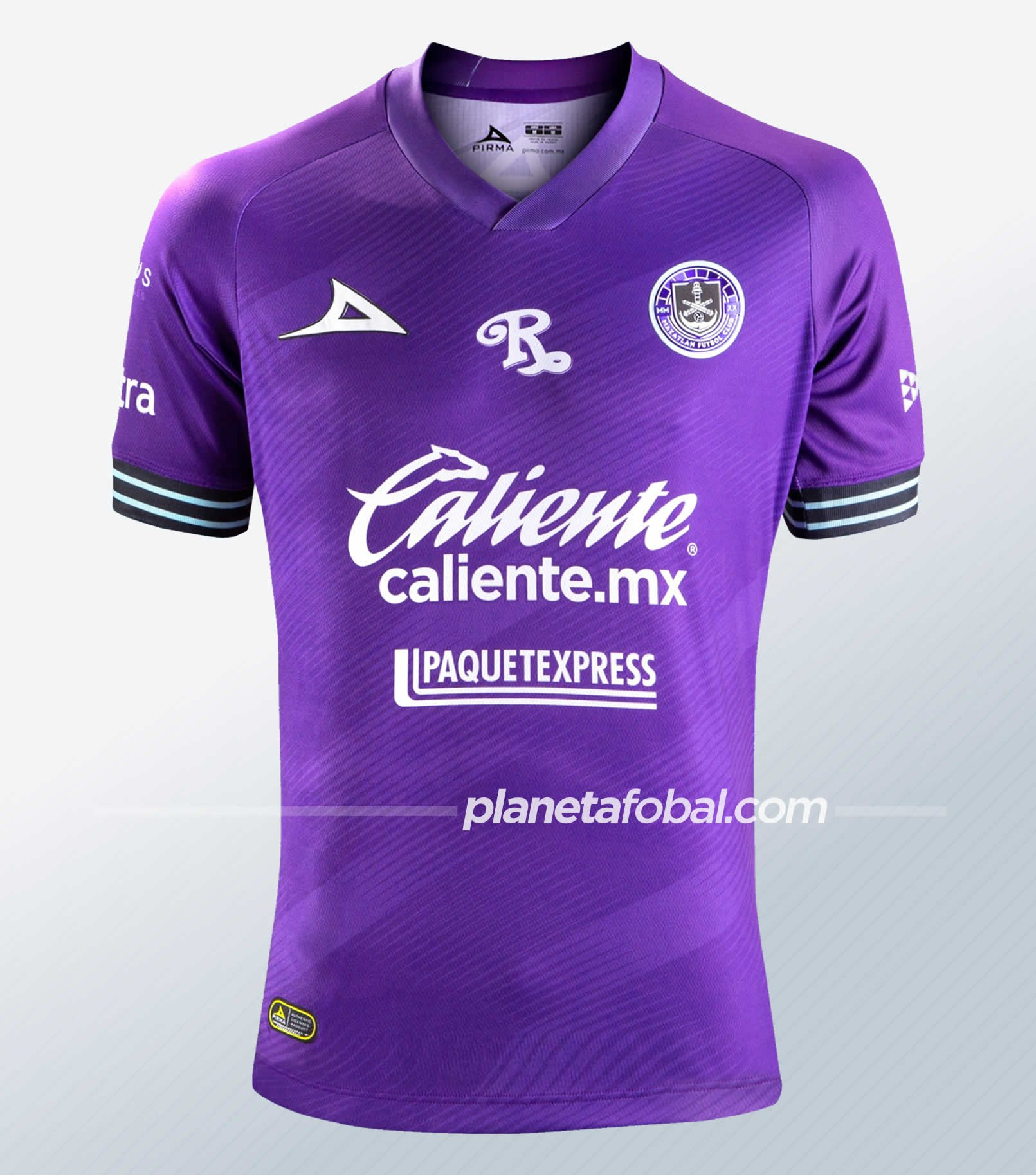 Camiseta local del Mazatlán FC 2020/21 | Imagen Pirma