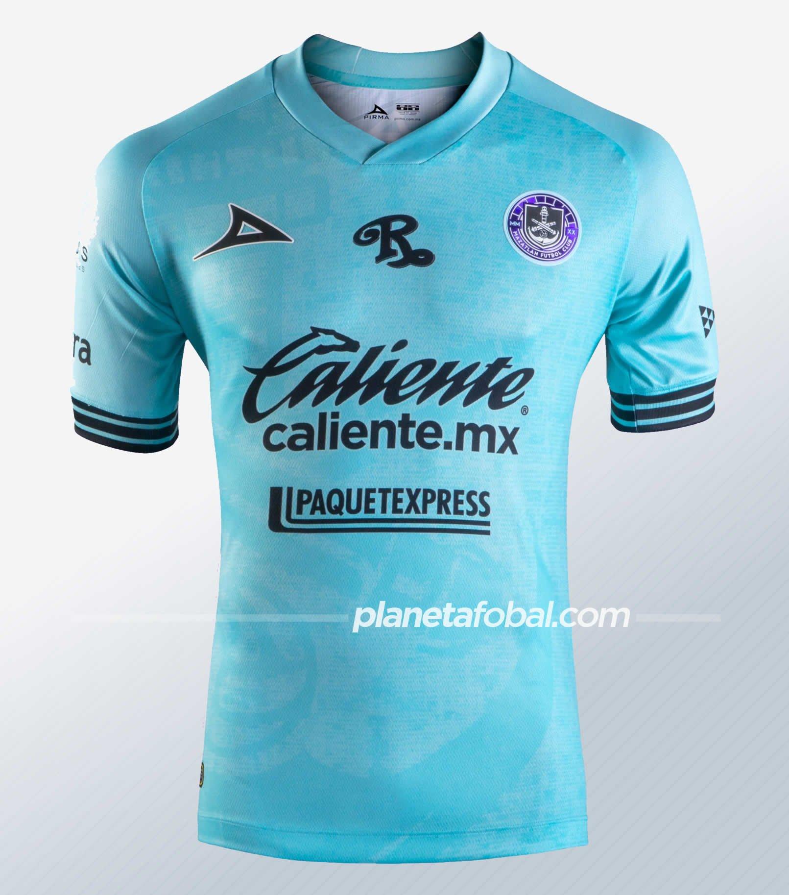 Camiseta visitante del Mazatlán FC 2020/21 | Imagen Pirma